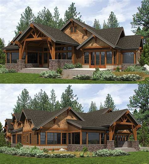 mountain home designs floor plans 25 best ideas about mountain house plans on