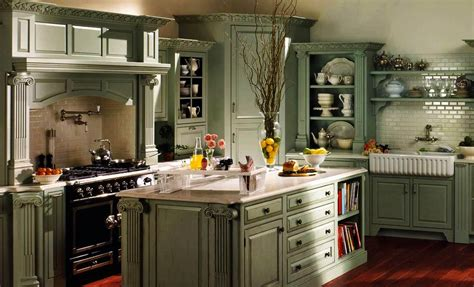 kitchen design themes top 10 country kitchen decor trends for 2017 mybktouch