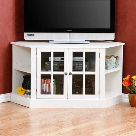 glass door tv cabinet tv stand cabinet with glass door for corner decoration