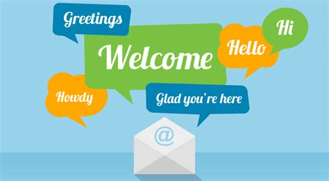 How to Craft a Killer Welcome Email