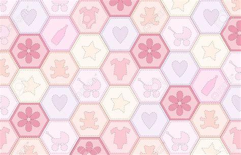 Joann Fabrics Home Decor baby nursery decor pretty vector patchwork baby girl