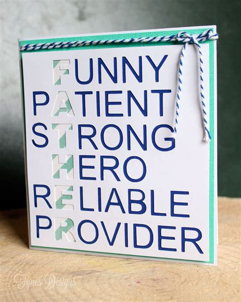fathers day card s day gift or s day card you choose fynes