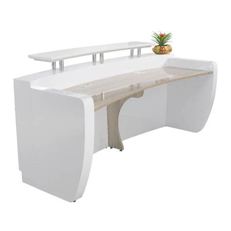modern desks for sale modern white curved reception desk front desk for sale