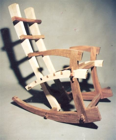japan woodworker japanese rocking chair when the time it was build by