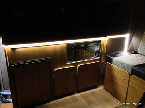 va lights led lighting for the cervan