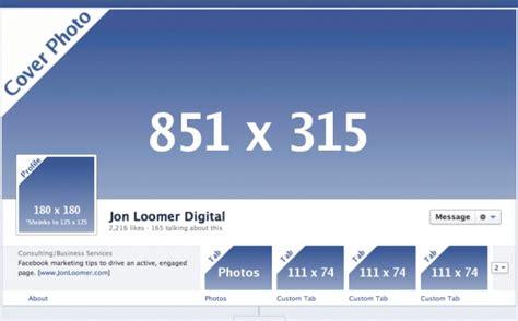 profile picture size timeline and profile pic size dimensions
