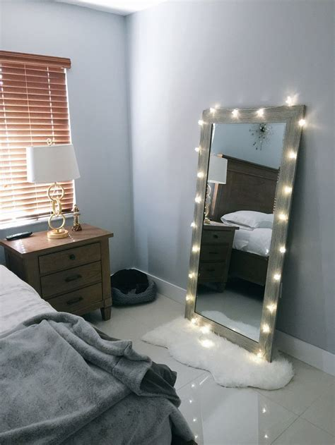 bedroom mirrors with lights 25 best ideas about light grey bedrooms on