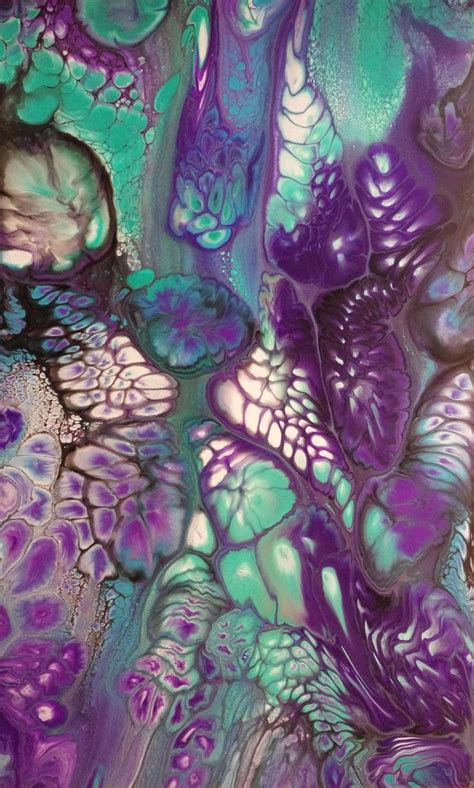 pouring acrylic paint on canvas 17 best images about fluid and or resin painting on