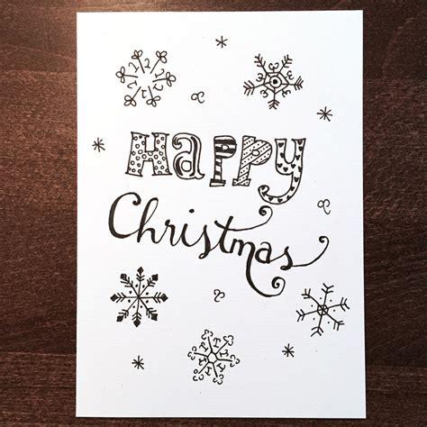 weihnachtsbaum zeichnen doodle diy doo 7 ideen zum weihnachtskarten zeichnen