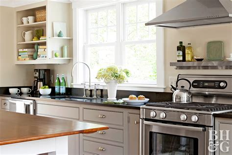 kitchen ideas for a small kitchen small kitchen ideas traditional kitchen designs better homes gardens