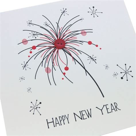 how to make a happy new year card 25 best ideas about new year card on new year
