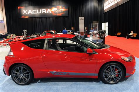 Honda Crz Hpd by Honda Hpd Supercharged Cr Z Concept Is The One We Ve Been