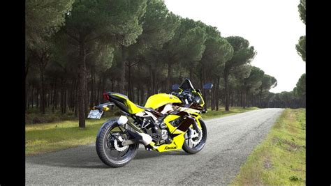 250 Rr Mono Modification by Gta San Andreas Kawasaki 250rr Mono Mod Gtainside