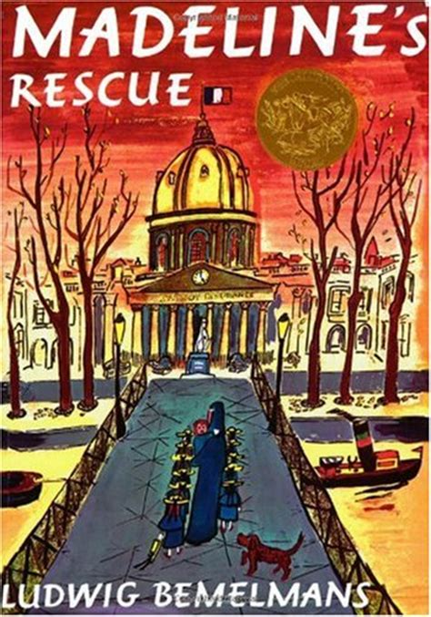 madeline picture book top 100 picture books 80 madeline s rescue by ludwig