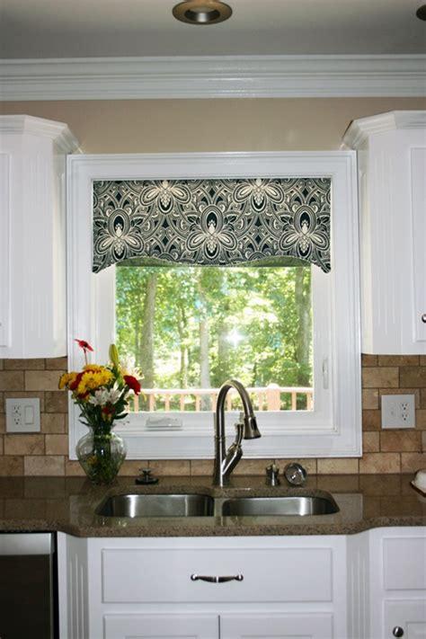 kitchen curtain valance kitchen curtains renewing your kitchen curtains