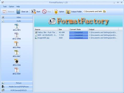format factory descargar format factory gratis auto design tech