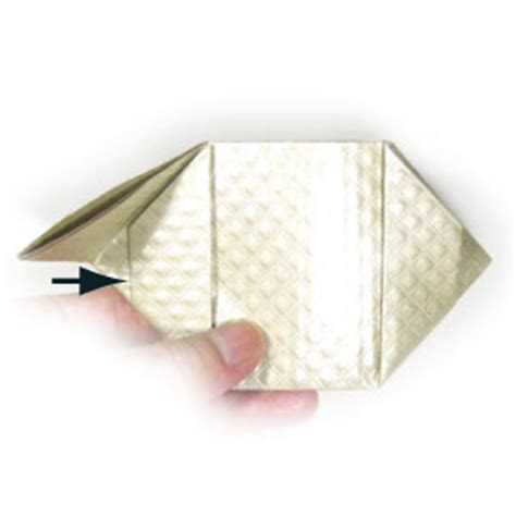 origami coin purse how to make an origami coin purse page 6