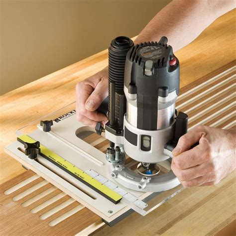 how to use a woodworking router rockler router fluting jig review wood crafters tool talk