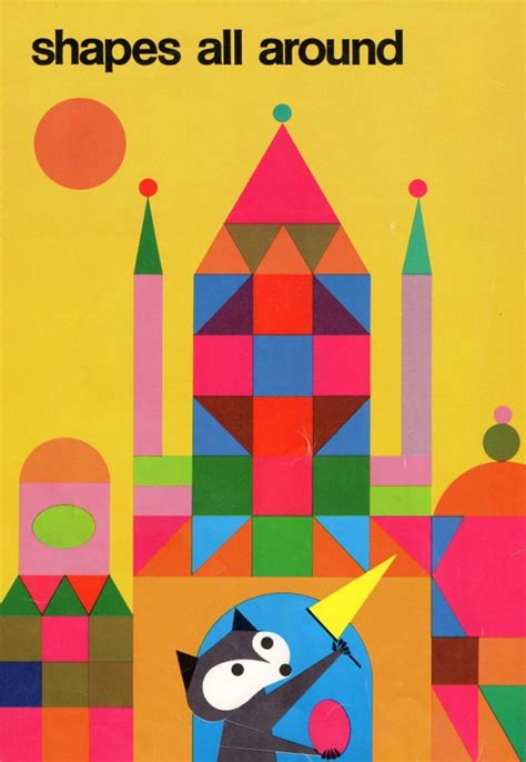 picture books about shapes get in shape like it s 1974