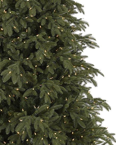 consumer reports best artificial tree winter white artificial tree treetopia balsam