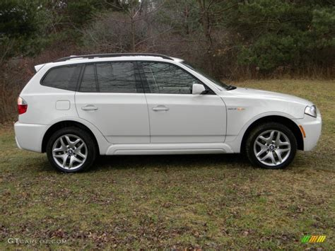 2007 Bmw X3 3 0si by Alpine White 2007 Bmw X3 3 0si Exterior Photo 40681618