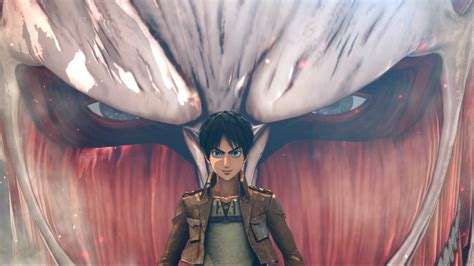 attack on titan attack on titan wings of freedom pc technical review