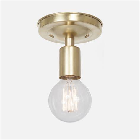 brass ceiling light fixtures brass ceiling light flush mount ceiling light fixture