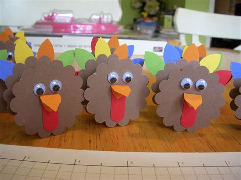 thanksgiving crafts in the everyday november 2009