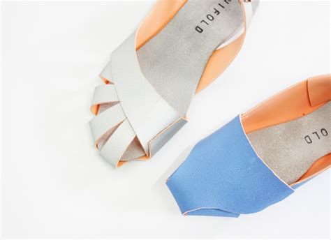 how to make origami shoes an origami shoe that might change manufacturing for the