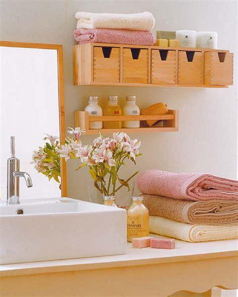 bathroom organizer ideas 33 clever stylish bathroom storage ideas