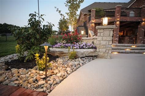 landscape lighting st louis mo lighting st louis mo photo gallery landscaping network