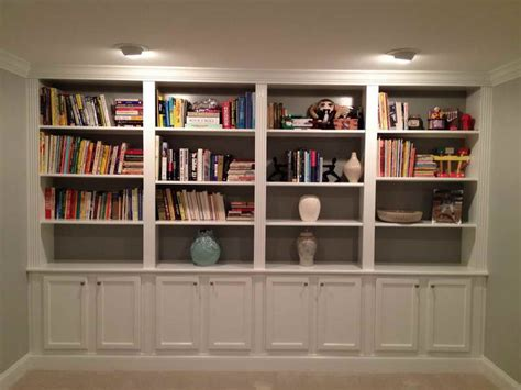 built in bookshelves diy storage step diy built in bookshelves diy built in