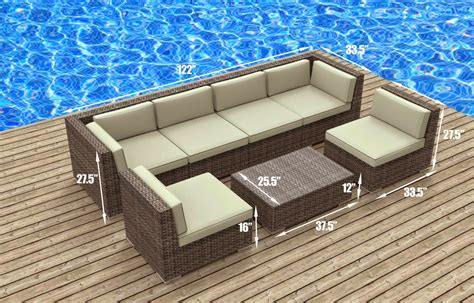 rattan wicker patio furniture modern all weather wicker furniture sets white wicker