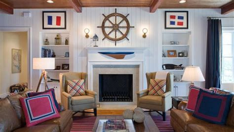 nautical themed home decor nautical decor ideas from ship wheels to starfish