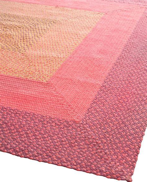 6 square area rug braided rug multi 6 x6 square contemporary area
