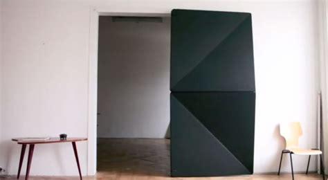 origami door this quot evolution door quot open will your mind