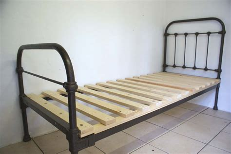 single iron bed frame antique single iron bed 2 ft 6