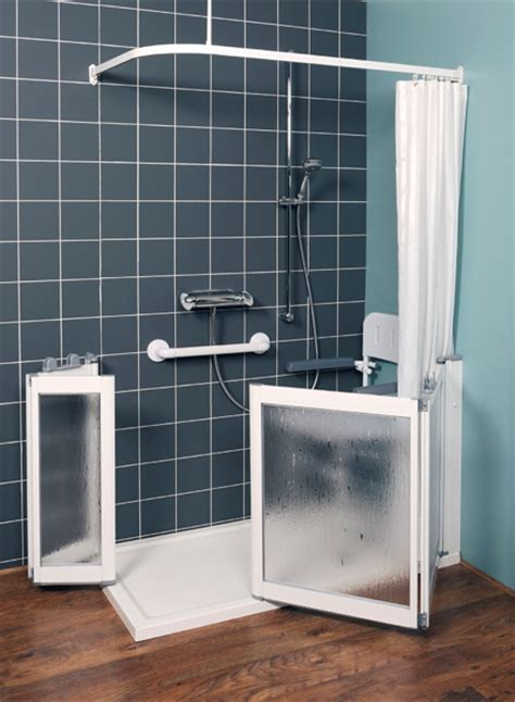 Disabled Baths And Showers walk in showers and baths ltd bathroom fitter in telford