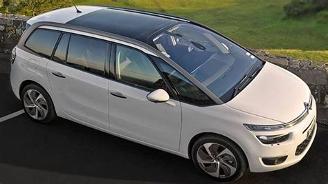 Citroen C4 Grand Picasso by Citroen C4 Grand Picasso 2014 Review Carsguide
