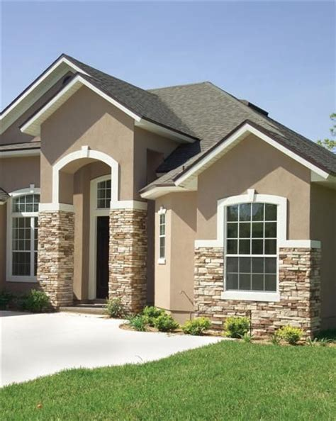 exterior house paint colors one story 25 best ideas about stucco house colors on