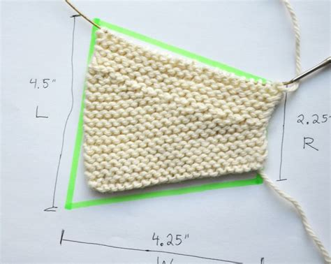 how to count knitting rows how to calculate rows in knitting knitting