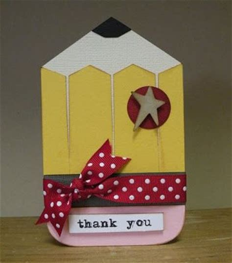 thank you card ideas for to make thank you card craft cards teachers day