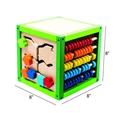 bead maze cube my learning bead maze cube activity center by