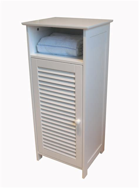 White Bathroom Floor Storage Cabinet by 12 Awesome Bathroom Floor Cabinet With Doors Review