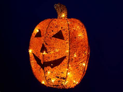 lighted pumpkin decor lighted pumpkin yard d 233 cor 15 quot h home woot