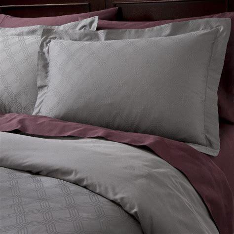 fieldcrest comforter sets fieldcrest luxury icon king 4 pc duvet comforter cover set