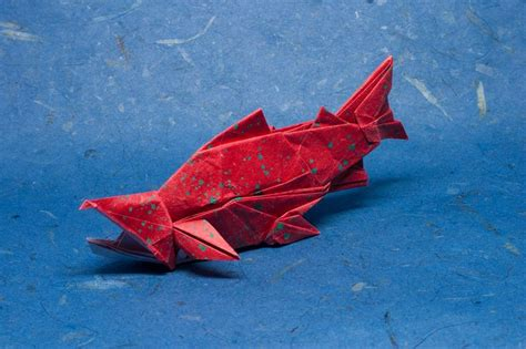 origami salmon 473 best images about origami on origami