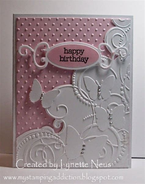 card embossing 143 best images about crafts darice embossing folder