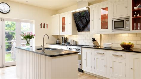 classic painted white shaker kitchen from harvey jones white shaker kitchen with interiors from harvey jones