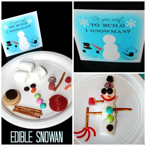 winter food crafts for 8 best images about snow much on snow